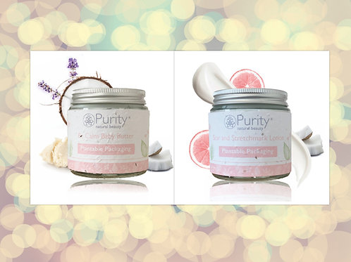 Mother & Baby Soothing Skincare Set