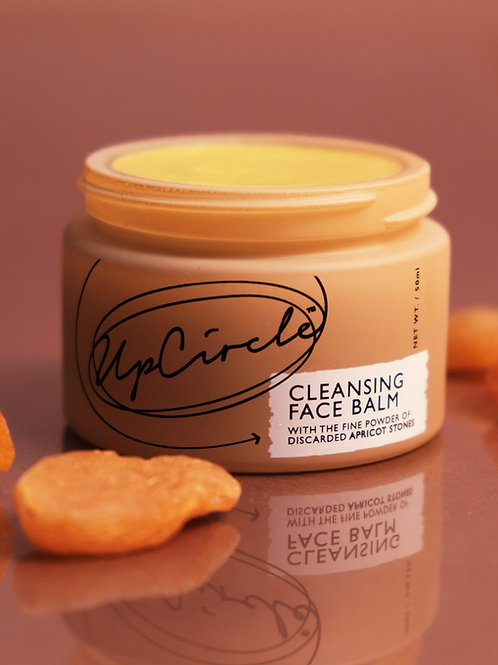 UpCircle Face Cleansing Balm with Apricot Powder