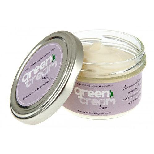 Green Cream Love Body Lotion: 100ml