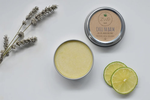 Chill Ya Balm: Moisturising Balm for lips, hands & body