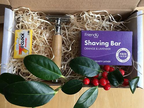 Razor Shave Starter Kit