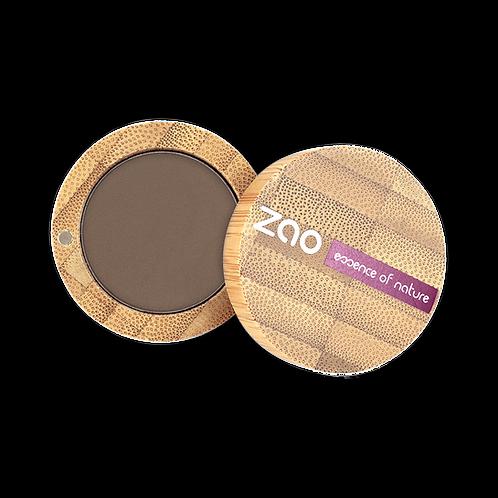 Eyebrow Powder by Zao: Brown
