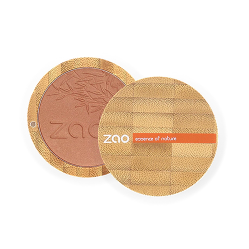 Compact Blusher: Golden Coral