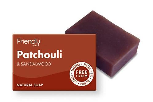 Friendly Soap Patchouli