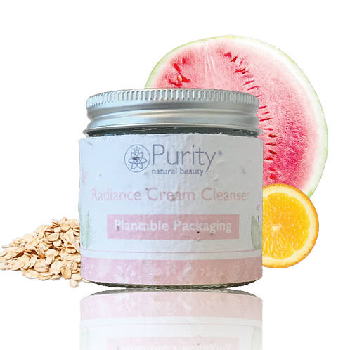 Purity Radiance Cream Cleanser: 2 sizes available