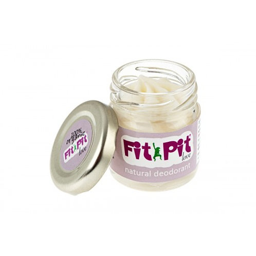 Fit Pit Love: Cream Deodorant 25ml