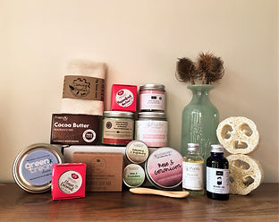 Selection of plastic-free skincare.jpg