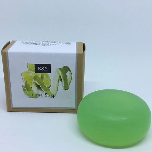 Lime soap
