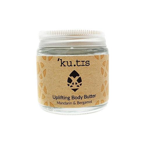 Uplifting Body Butter: Mandarin & Bergamot