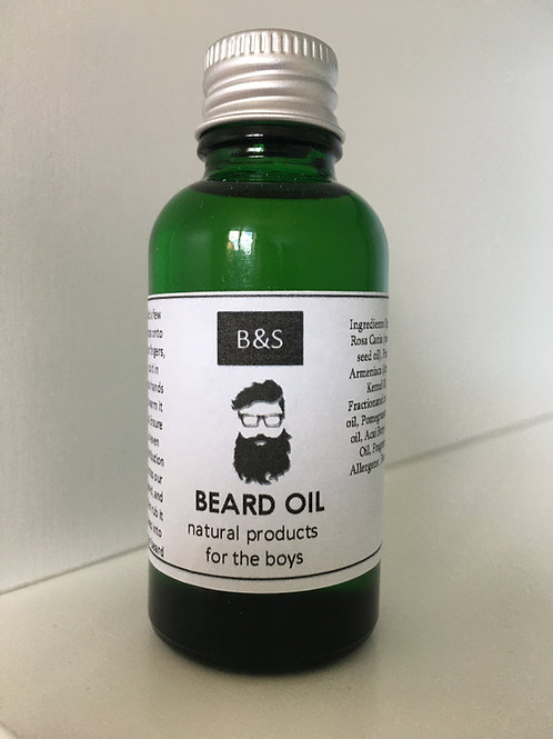 Beard and Face Oil