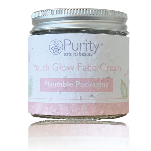 Youth Glow Face Cream by Purity: 25ml