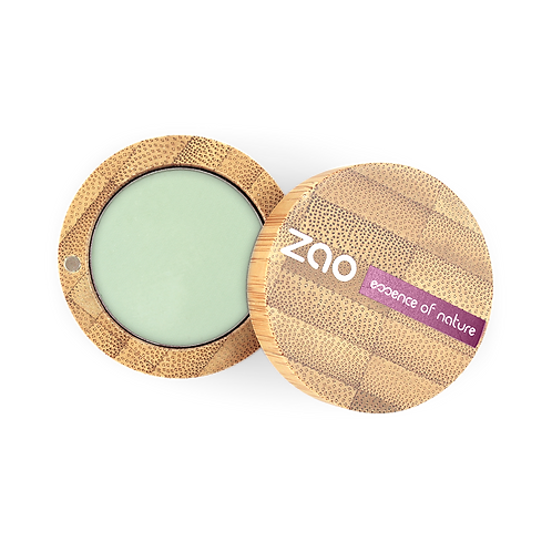 Zao Matt Eyeshadow: Aquamarine