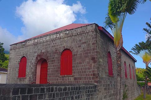 Ebenezer Methodist Church St. Kitts