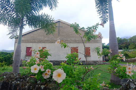 Tabernacle Methodist Church St. Kitts