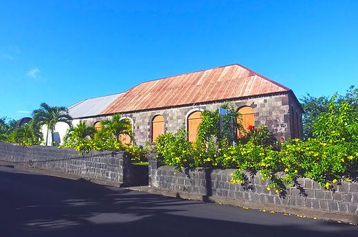 Phipps Methodist Church St. Kitts