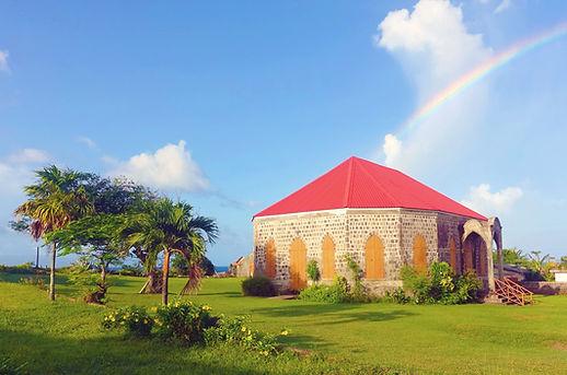 K G Swanston Methodist Church St. Kitts