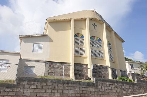 Challengers Methodist Church St. Kitts