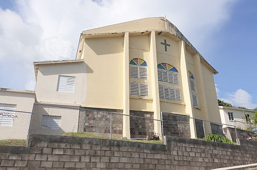 Challengers Methodist Church St. Kitts