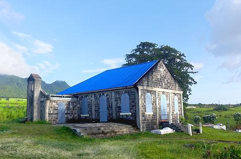 St Pauls Methodist Church St. Kitts