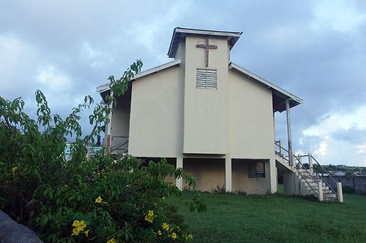 Cayon Methodist Church St. Kitts