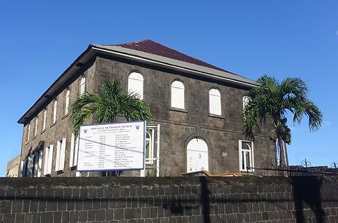 Immanuel Methodist Church St. Kitts