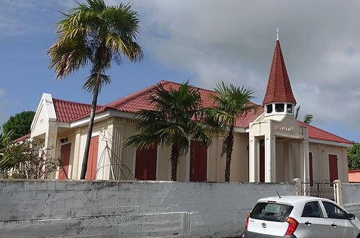 St Jonhson Methodist Church St. Kitts