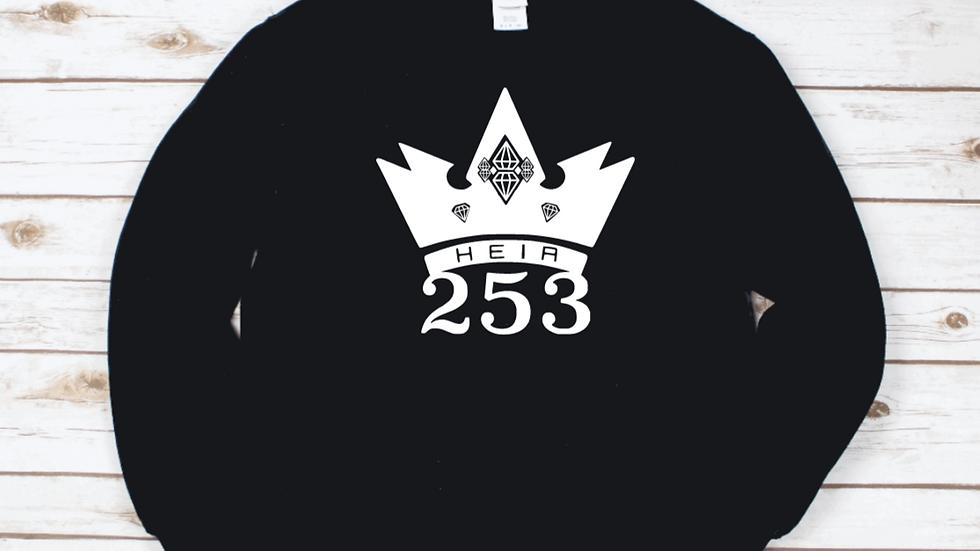 Heir 253 Logo Crewneck Sweatshirt
