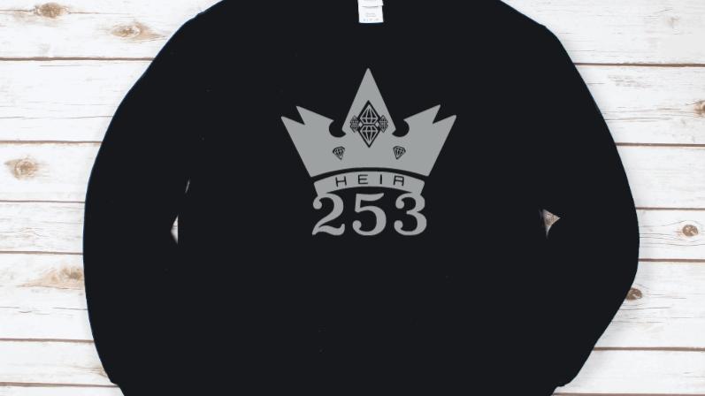 Heir 253 Logo Long Sleeve Shirt