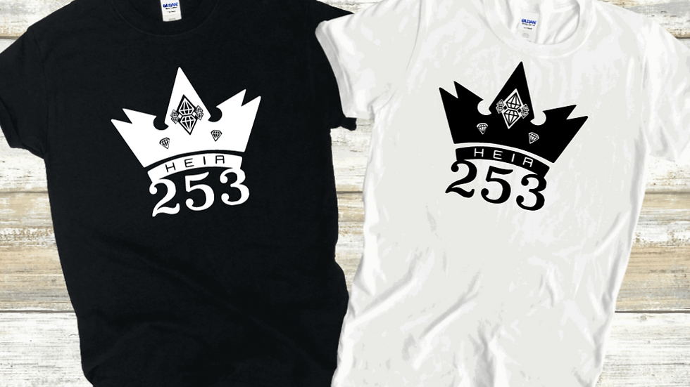 Heir 253 Logo Short Sleeve