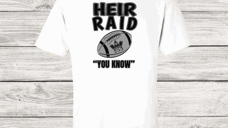 HEIR RAID T-Shirt