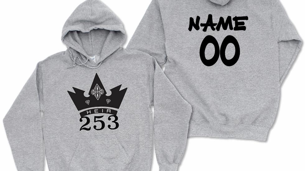 Heir 253 Hooded Sweatshirt