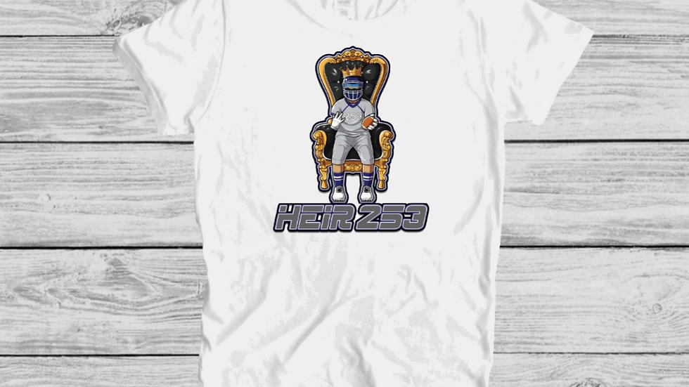 Heir 253 Throne T-Shirt