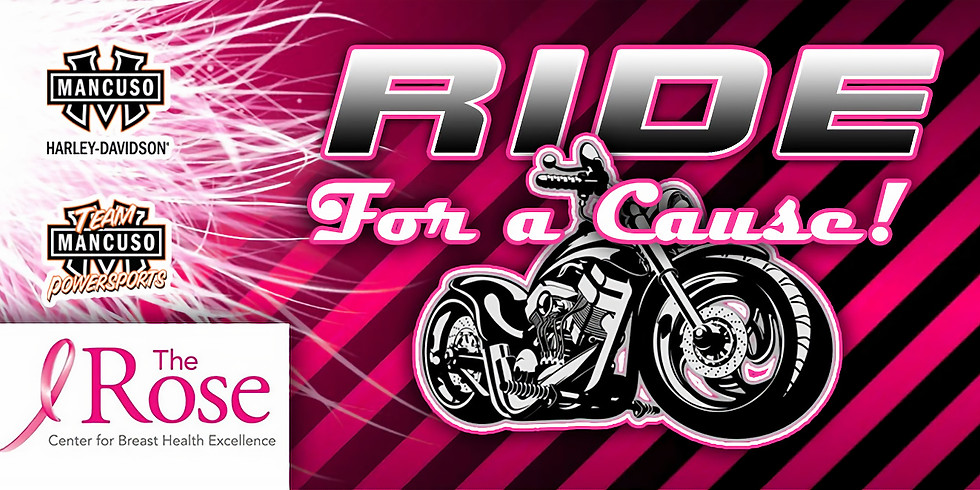 4th Annual - Breast Cancer Awareness Ride 2021