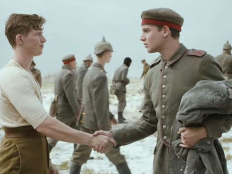 """The Christmas Truce"""