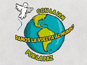 """La IAM invita a """"ponernos las zapatillas"""" para anunciar la paz"""