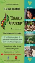 Festival misionero: amazonía