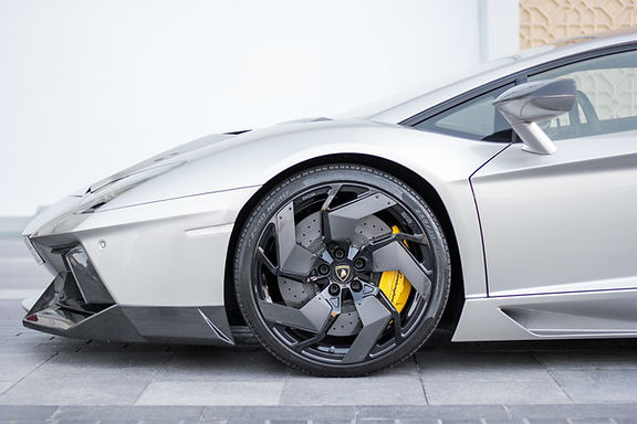 Modified Lamborghini