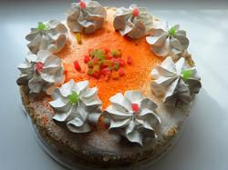 "Торт ""Абрикосовый"" Цена:320Р."