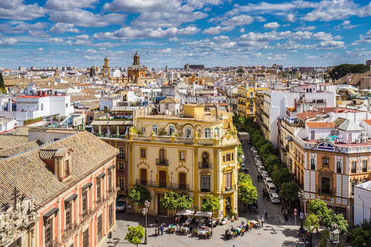 Old Town of Seville