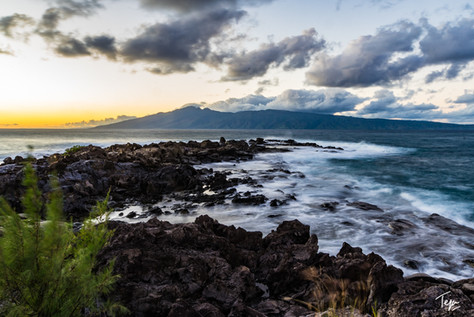 The Crags of Kapalua