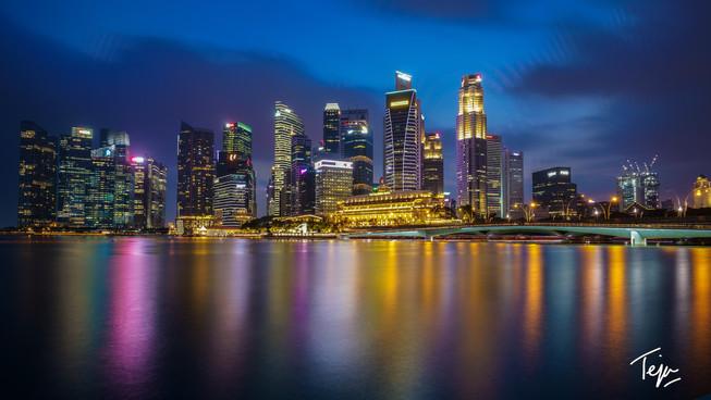 Singapore Blues