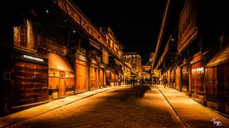 Diagon Alley After Dark