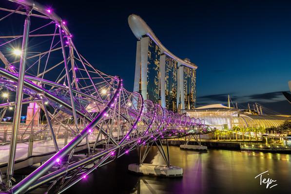 Spirals of Singapore