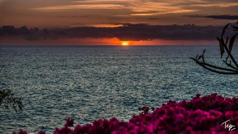 Another Marvelous Sint Maarten Sunset