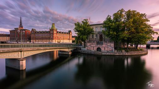 Stockholm Stillness
