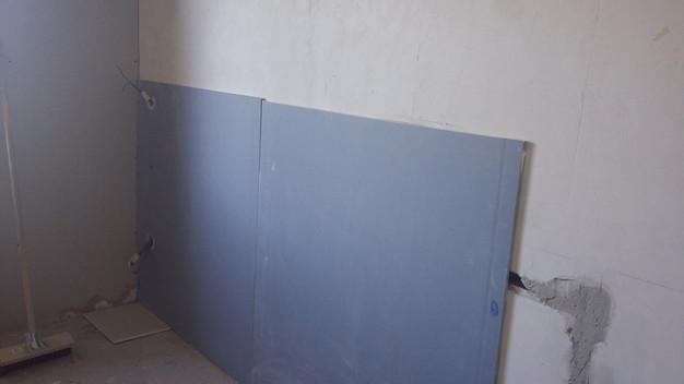 pose placo phonique et bandes joint renovations. Black Bedroom Furniture Sets. Home Design Ideas