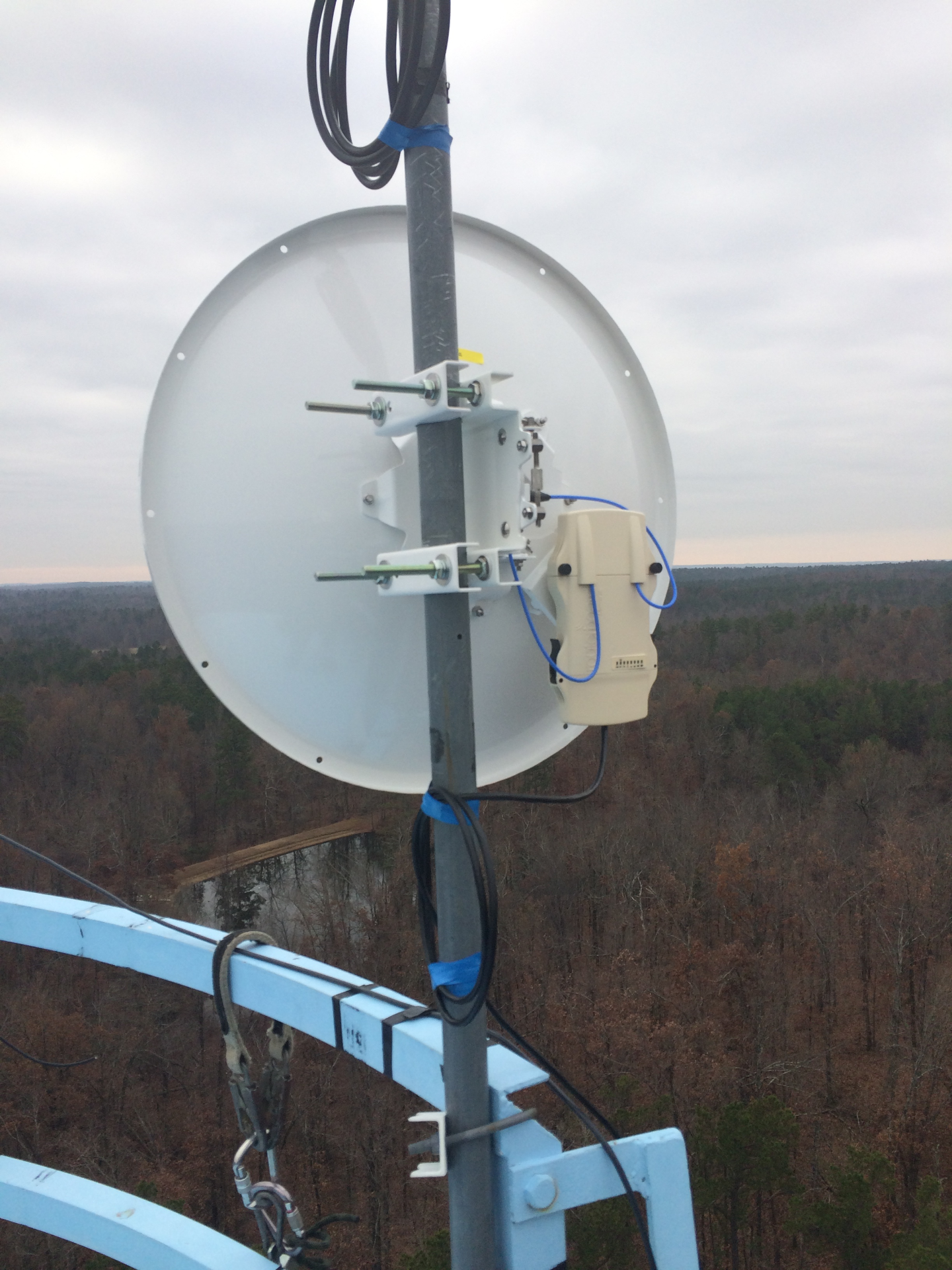 Hillbilly Wireless Internet