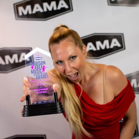 Madison Area Music Association Awards Show