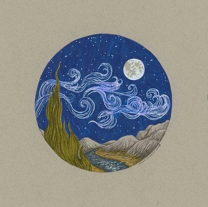 Starlit Skies - Print