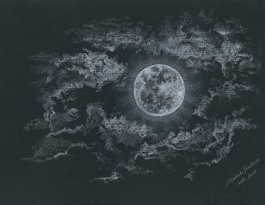 Night of the Moon - Print